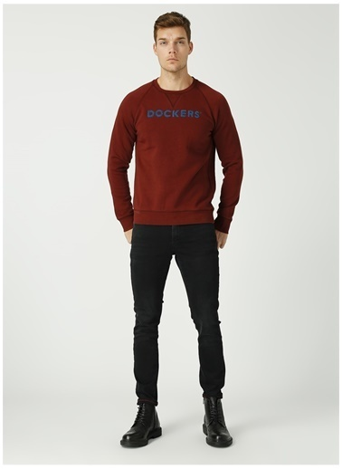 Dockers Sweatshirt Kırmızı